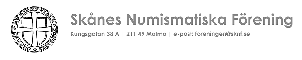 Skånes numismatiska förening